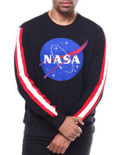 NASA MEATBALL CREWNECK SWEATSHIRT