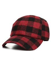 Dad Hats - Plaid Ball Cap-2282210