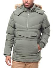 Jordan Craig - Faux Fur Puff Anorak Jacket-2282228