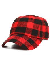Dad Hats - Plaid Ball Cap-2282186