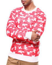 WESC - PUZZLE CHECK SWEATER-2282282