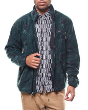 HUF - FAREWELL FLEECE JACKET-2281833