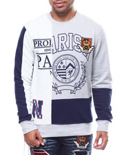 Parish - CUT & SEWN CREWNECK FLEECE-2282035