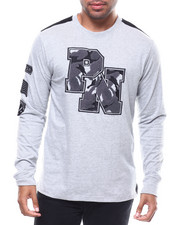 T-Shirts - CAMO L/S JERSEY-2282125
