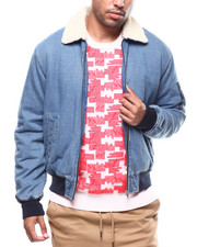 WESC - THE DENIM LUMBER JACKET-2282316