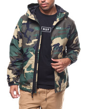 Athleisure for Men - Camo STANDARD SHELL JACKET-2282001
