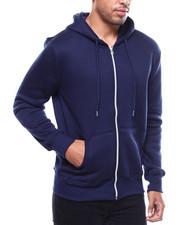Buyers Picks - Fleece Full Zip Hooded Sweatshirt-2282286