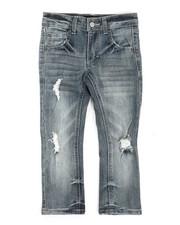 Bottoms - Skinny Fit Stretch Denim Jeans (4-7)-2281996