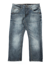 Jeans - Slim Fit Stretch Denim Jeans (8-20)-2282083