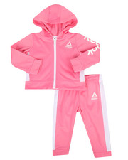 Girls - 2 Piece Tricot Track Set (Infant)-2280950
