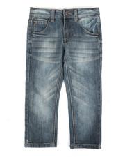 Bottoms - Slim Fit Stretch Denim Jean (4-7)-2282061