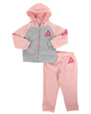 Sizes 2T-4T - Toddler - 2 Piece Fleece Set (2T-4T)-2281635
