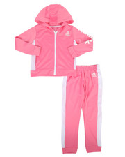 Girls - 2 Piece Tricot Track Set (4-6X)-2280958