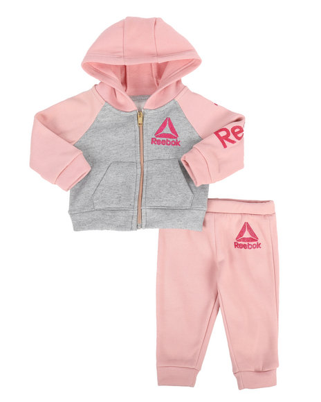 Reebok - 2 Piece Fleece Set (Infant)