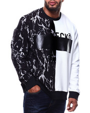Marc Ecko Collection - L/S Textured Knit (B&T)-2282728