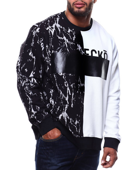 Marc Ecko Collection - L/S Textured Knit (B&T)