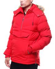 Jordan Craig - Faux Fur Puff Anorak Jacket-2282653