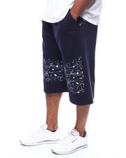 SWITCH - Splatter Printed Shorts Pants (B&T)-2282725