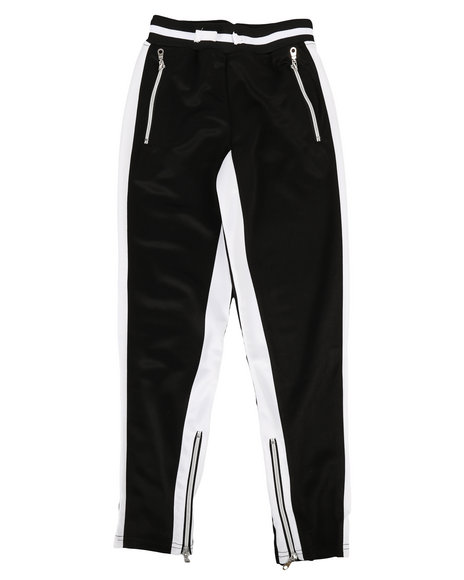 Poly Color Block Track Pants (8 20) by Arcade Styles