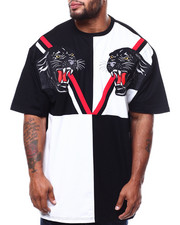 Men - Double Panther Tee (B&T)-2282756