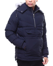 Jordan Craig - Faux Fur Puff Anorak Jacket-2282660