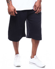 Shorts - Solid Shorts w/ Zippers (B&T)-2281702