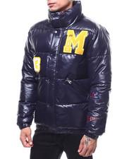 MADBLUE - Varsity Puffer Jacket-2282593