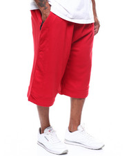 SWITCH - Solid Shorts w/ Zippers (B&T)-2281705