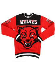 Arcade Styles - Wolves Collection Sweatshirt (8-20)-2281822