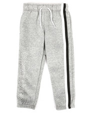 Converse - Striped Wordmark Fleece Joggers (4-7)-2281722