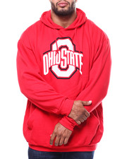 Champion - Ohio State Logo Screen Hood (B&T)-2282480