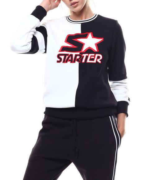 Starter - Color Block Sweatshirt