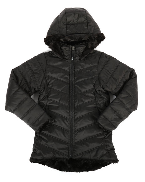 The North Face - Mossbud Swirl Parka (7-18)