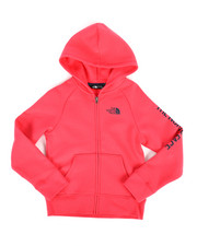 The North Face - Logowear Full Zip Hoodie (7-20)-2282533