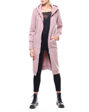 Womens-Winter - French Terry Oversized Zip Hoodie-2280734