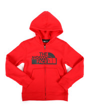 The North Face - Logowear Full Zip Hoodie (6-20)-2282543