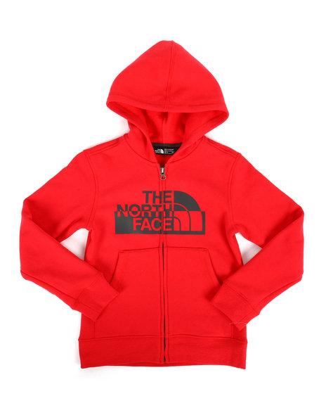 The North Face - Logowear Full Zip Hoodie (6-20)