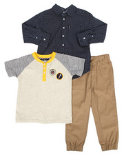 Boys - 3 Piece Knit Set (4-7)-2283052