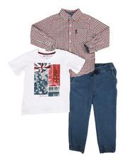 Ben Sherman - 3 Piece Knit Set (4-7)-2283057
