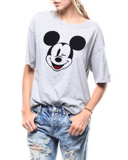 Athleisure for Women - Mickey Graphic Slacker Tee-2282872