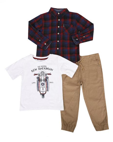 Ben Sherman - 3 Piece Knit Set (Infant)