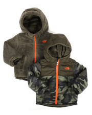 The North Face - Reversible Mount Chimborazo Jacket (2T-6T)-2282936