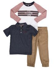 Ben Sherman - 3 Piece Knit Set (4-7)-2283015