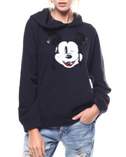 Levi's - Mickey Graphic Oversized Hoodie-2282857