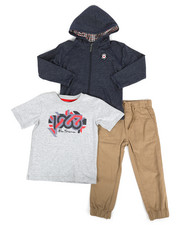Boys - 3 Piece Knit Set (4-7)-2283010