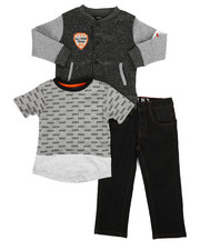 Boys - York Avenue 3Pc Set (2T-4T)-2283491