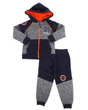 DKNY Jeans - Central Park 2Pc Fleece Set (4-7)-2283478