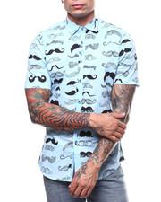 Shirts - Moustache SS Buttondown Shirt-2283062