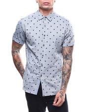 Shirts - STORMONTH polka dot ss woven Shirt-2283042