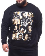 Pullover Sweatshirts - Black History Sweatshirt (B&T)-2283251
